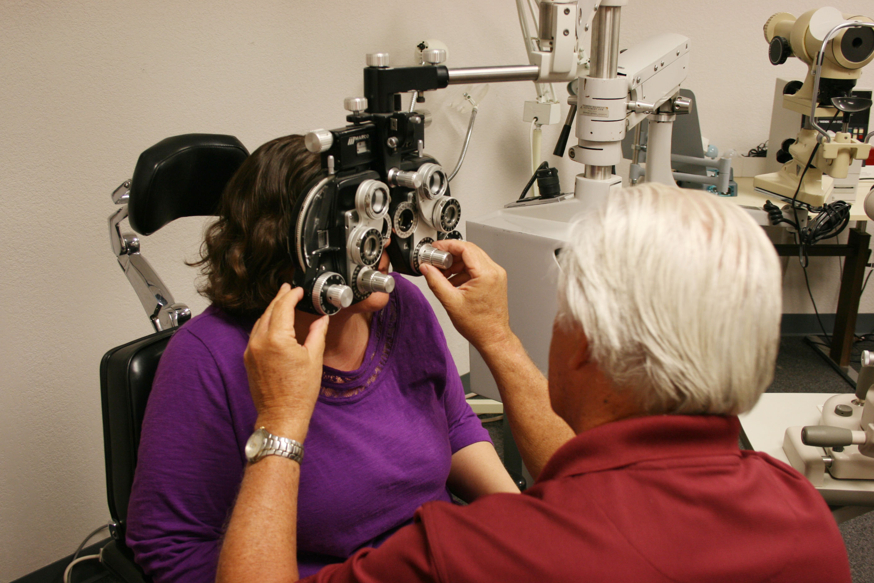 Image of Low Vision service